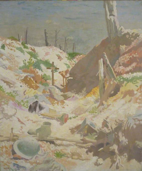 1 orpen grave in trench IWM_2976 copy.jpg